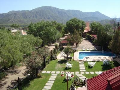 HOTEL EN EL CHALLAO